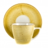 Serwis obiadowo-kawowy Lubiana  BOSS 6630J  dla 6 osób (36 elementów) zółty