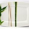 """Serwis obiadowy Victoria dla 6 osób """"bambus"""" (22 elementy)"""