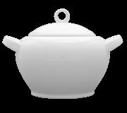 Serwis obiadowy biały Roma/Sonia/Venus dla 24 osób (85 elementów)
