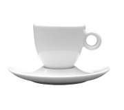 Filiżanka do espresso ze spodkiem 8/125 Bola