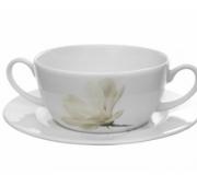 """Bulionówka ze spodkiem 30/165 Nadia """"kwiat magnolii"""""""