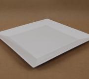 Talerz płytki  biały 130 Classic