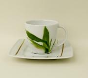 "Garnitur do kawy Victoria dla 6 osób ""bambus"" (20 elementów)"