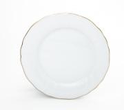 """Serwis obiadowy Maria dla 6 osób """"złota linia"""" (15 elementów)"""
