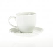 Filiżanka do espresso ze spodkiem 10/110 Ameryka
