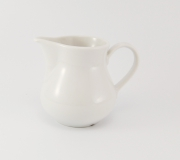 Dzbanek do mleka biały 15 Wersal