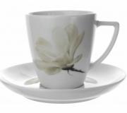 "Filiżanka ze spodkiem 20/140 Beata/Sonia ""kwiat magnolii"""