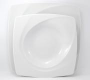 Serwis obiadowy biały Celebration dla 12 osób (43 elementy)