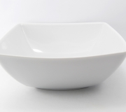 Salaterka kwadratowa biała 130 Victoria