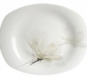 """Talerz płytki 310 Avocado """"kwiat magnolii"""""""