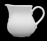 Dzbanek do mleka biały 30 Wersal