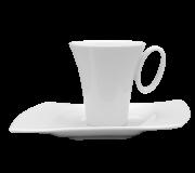 Filiżanka do espresso ze spodkiem 10/165 Wing