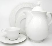 Garnitur do kawy Arianna/Afrodyta dla 12 osób (40 elementów)
